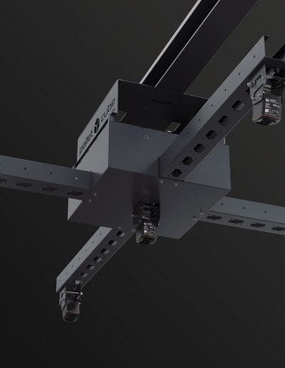 palletcube - pallet dimensioner - bottom view
